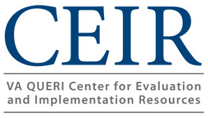 Center for Evaluation and Implementation Resources  logo
