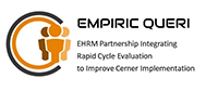 Integrating Rapid Cycle Evaluation to Improve Cerner Implementation